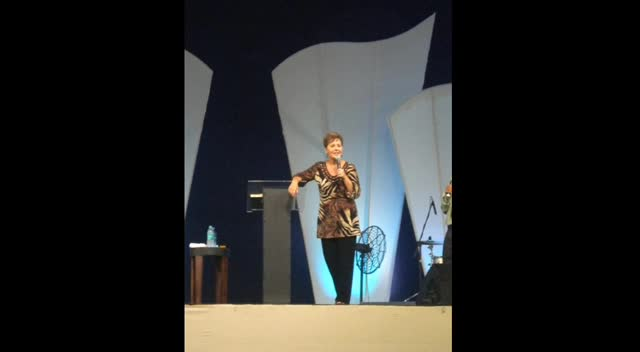 Joyce Meyer - Words Have Power, Demon Possessed People Stink