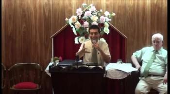 El Espiritu es contra la carne. Hno. Miguel Cáceres. 9-12-2011