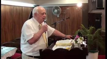Esforzandose en la gracia. Pastor Walter Garcia. 10-12-2011