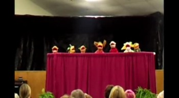 FBC Webster FL Puppets