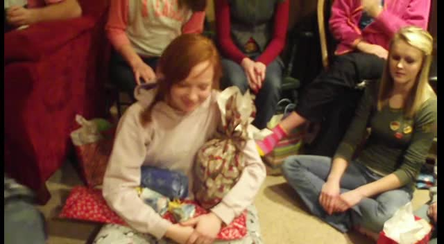 A Youth Group Gift Exchange Game 1
