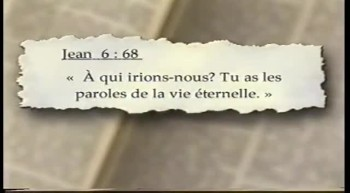 Selon la Bible, vers qui se tourner ?
