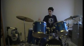 Courageous by Casting Crowns Drum Cover