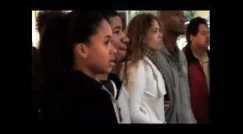 AMAZING Christmas Flash Mob at Mall by Journey of Faith