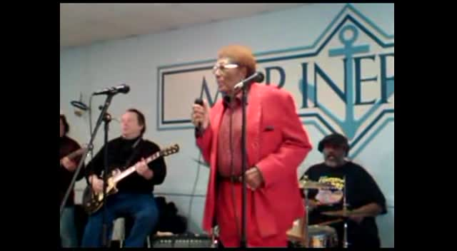 Motown Christmas ( Mack) at Mariner's Inn