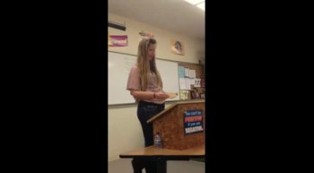 Emily Hansen's Persuasive Speech