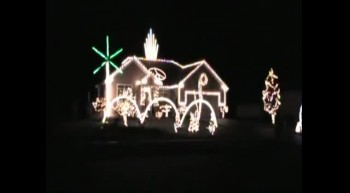 Michael W. Smith Christmas Light House
