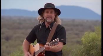 Western desert sun - Steve Grace