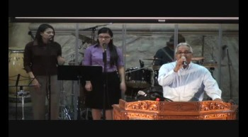 Trinity Church Worship 10-23-11 Part-3