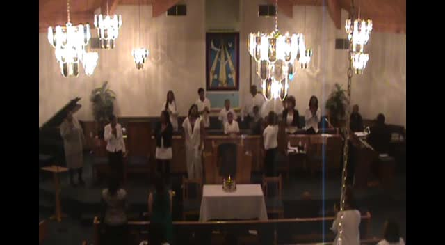 Greater New Hope Baptist Church Choir