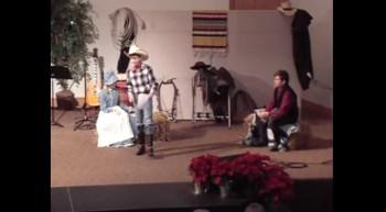 2011 Jesup Bible Fellowship's Wild West Christmas Program