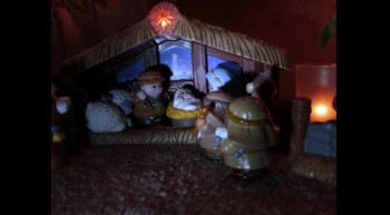 The Christmas Story (Portrayed by Little People Nativity Set)