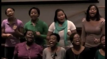 Voices of Eden -- He's Able (Kirk Franklin)