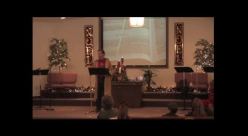 The Gift of Gods Love  12-25-11  Dan DeWitt, FBC Caney, KS