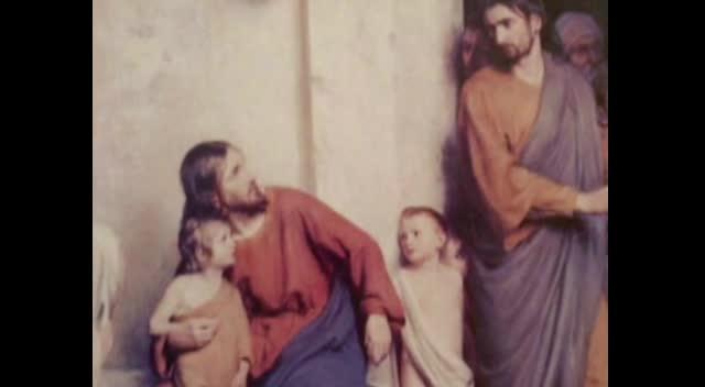 Gospel Story to Carol of the Bells
