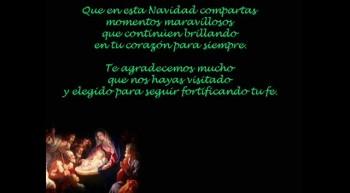 FELIZ NAVIDAD 2011 | ALIANZA DE AMOR