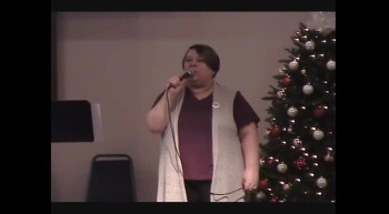 Amy Welch - O Holy Night - 12/25/2011
