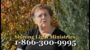Betty Boettger shares her testimony (SLM)