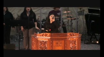 Trinity Church Worship 11-20-11 Part-1