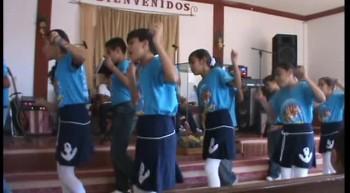 El Nino y las ninas de Primera Iglesia Bautista #4