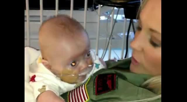 Incredible story of Premature baby boy born at 25 weeks @ 1lb 6oz