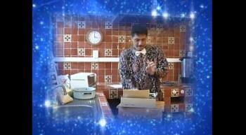 El Pastel y La Maquina de Escribir