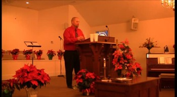 Christmas Day 2011 Sermon Part 1