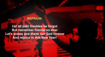Let All Past Troubles be Forgot [LONG PLAY VERSION REVISED] -- Christian New Years Song