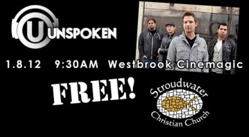Stroudwater Presents UNSPOKEN