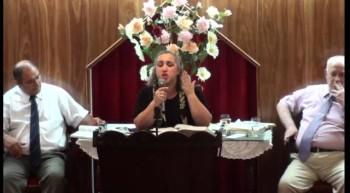 la fortaleza viene de Dios. Hna. Viviana Garcia. 20-12-2011