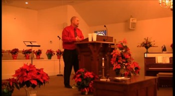 Christmas Day 2011 Sermon Part 3