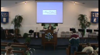 Sunday am Service 1/1/12