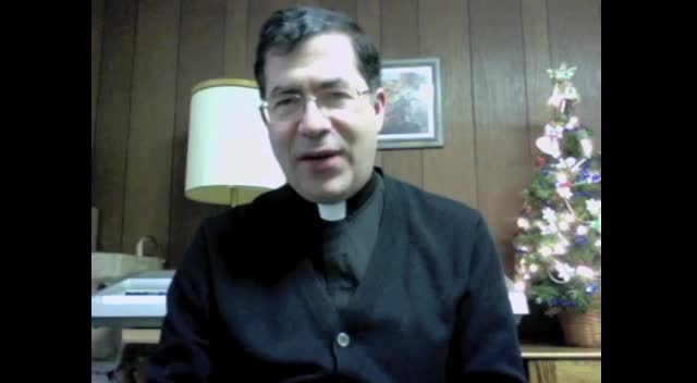 A 2012 New Years Greeting from Fr. Frank Pavone