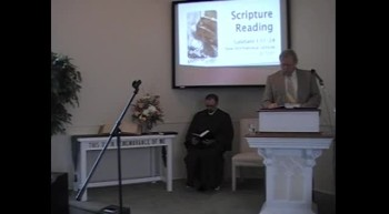 Sun Worship Svc 9/11/11, First OPC Perkasie
