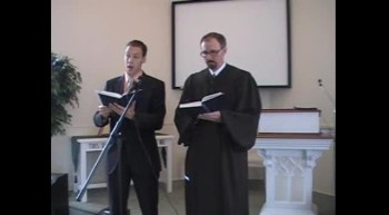 "Hymn: ""A Mighty Fortress,"" First OPC Perkasie"