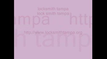 lock smith tampa