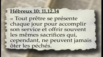Selon la Bible, les prtres ont-ils encore une raison d'tre ?