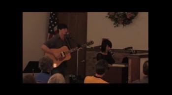 """Luke DeWitt & Torey Smart, """"Last Amen"""" by Downhere"""