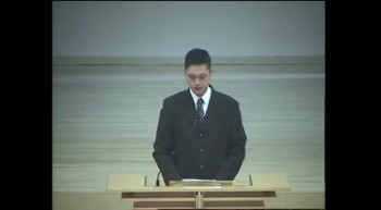 Kei To Mongkok Church Sunday Service 2012.01.08 Part 1/4