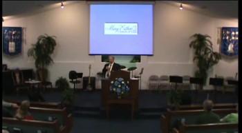 Sunday Pm Service 1/1/2012
