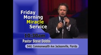 Friday Morning Miracle Service at the Paxon Revival Center Church