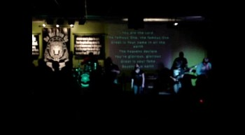 Famous One - Chris Tomlin cover 1-6-12