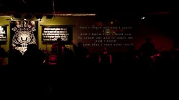 Your Touch - Kutless cover 1-6-12