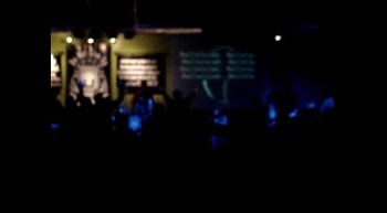 God You Reign - Lincoln Brewster cover 1-6-12