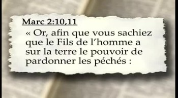 Selon la Bible, qui peut pardonner les pchs ?