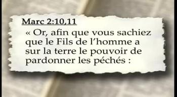 Selon la Bible, qui peut pardonner les péchés ?