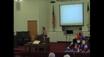November 13, 2011 - Ecclesiastes 3:1-15
