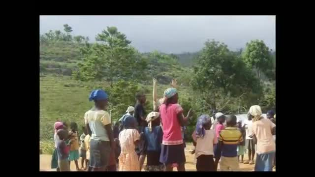 supporters needed for Haiti project
