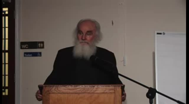 1_9 Rev. Emmanuel Charles McCarthy, Intro to Gospel Nonviolence