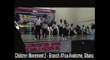 HBM Children Movement 2 - Branch Afloa-Avakome, Ghana